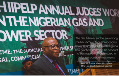 Video: 4th IIPELP Annual Judges Workshop on the Nigerian Gas & Power Sector
